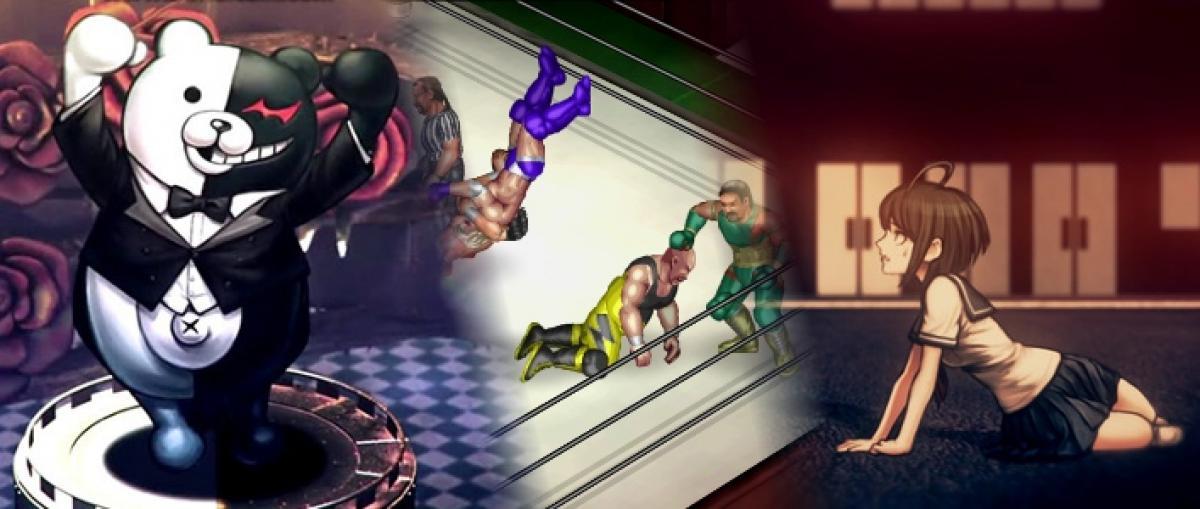 Novedades Spike Chunsoft: Danganronpa, Fire Pro Wrestling y Shibuya Scramble