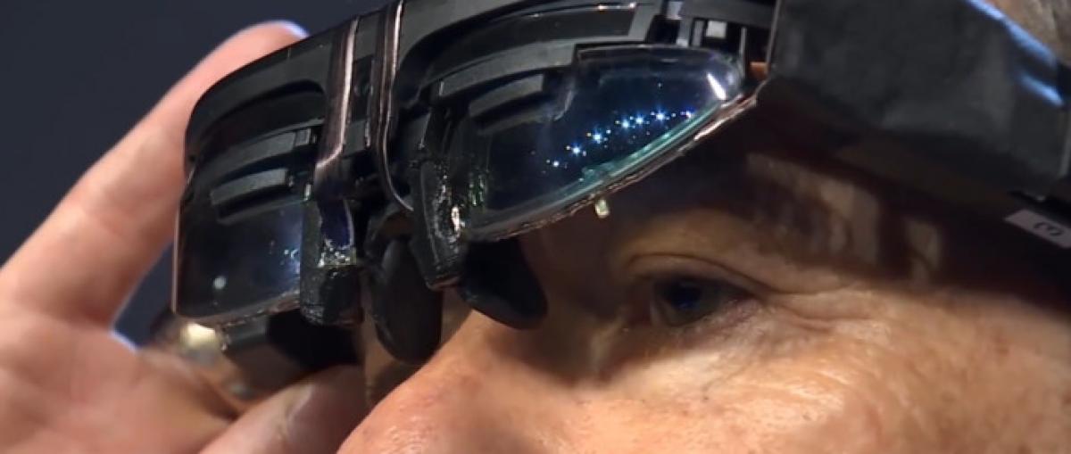Google da por buenos los rumores de un casco de realidad mixta con la compra de Eyefluence