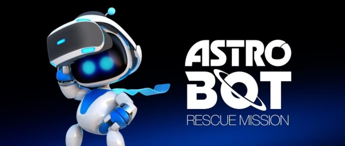 El equipo creador de The Playroom presenta Astro Bot Rescue Mission para PlayStation VR