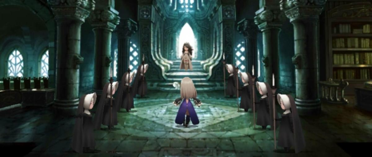 Tráiler de lanzamiento de Bravely Second: End Layer