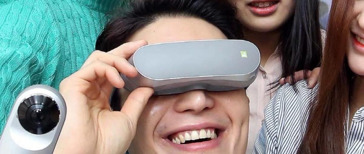 LG presentará esta semana un prototipo de visor basado en SteamVR Tracking