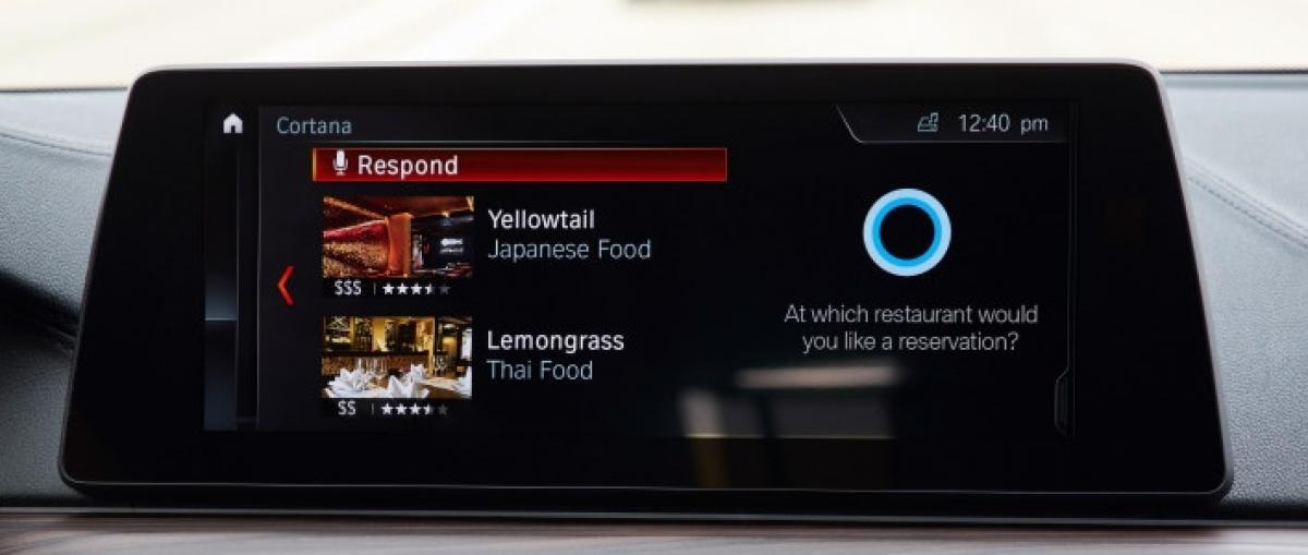 Nissan y BMW ponen a Cortana al volante, Ford se inclina por Alexa y Hyundai se asocia con Google