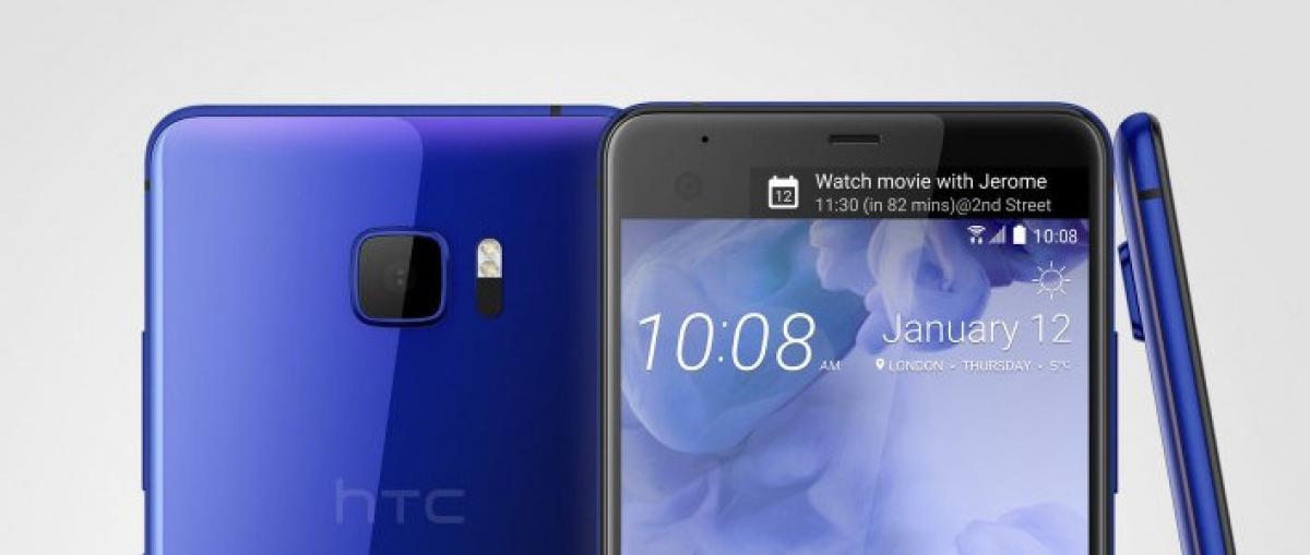 HTC renueva su gama alta con el U Ultra, con doble pantalla, asistente virtual y sin minijack
