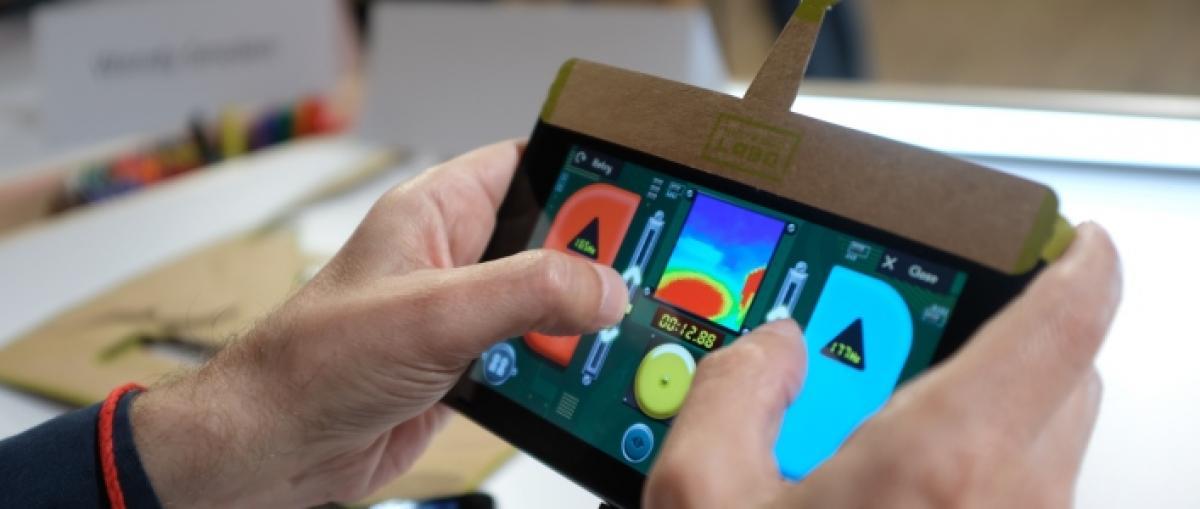 Toy-Con Garage permitirá programar y personalizar los juguetes de Nintendo Labo