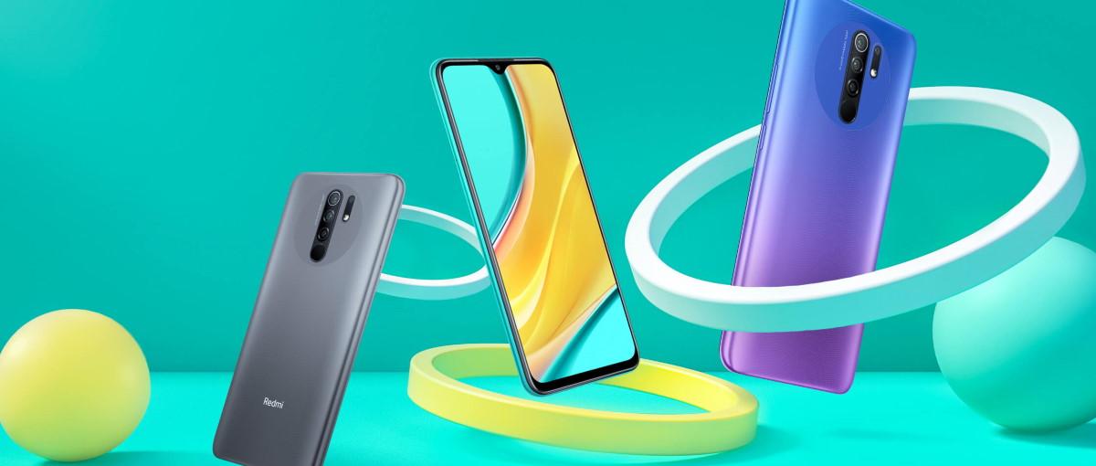 Xiaomi lanza el Redmi 9, con Helio G80 y batería de 5.020 mAh por 149 euros