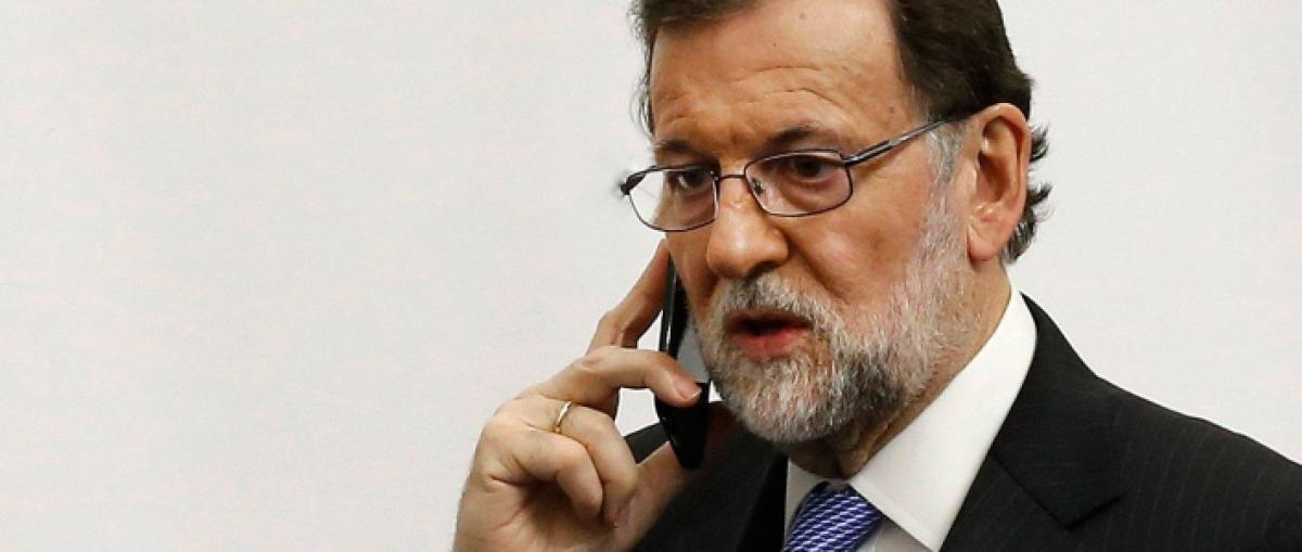 Rajoy se compromete a cubrir con fibra óptica el 85 % de la población