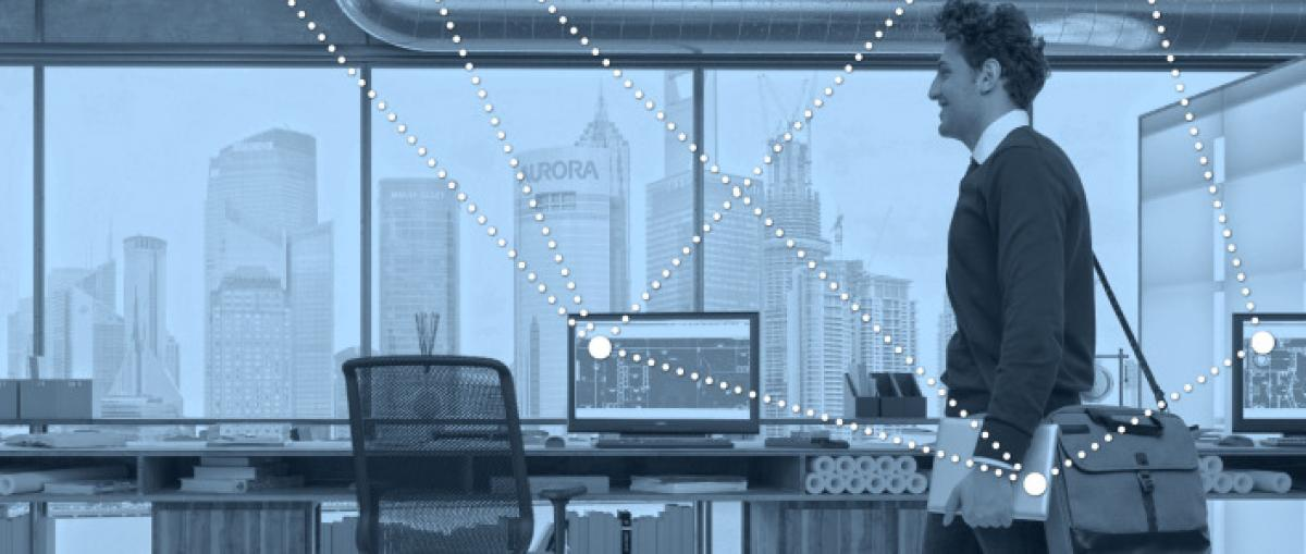 Bluetooth recibe soporte mesh para conectar fábricas, hospitales y sistemas de iluminación urbanos