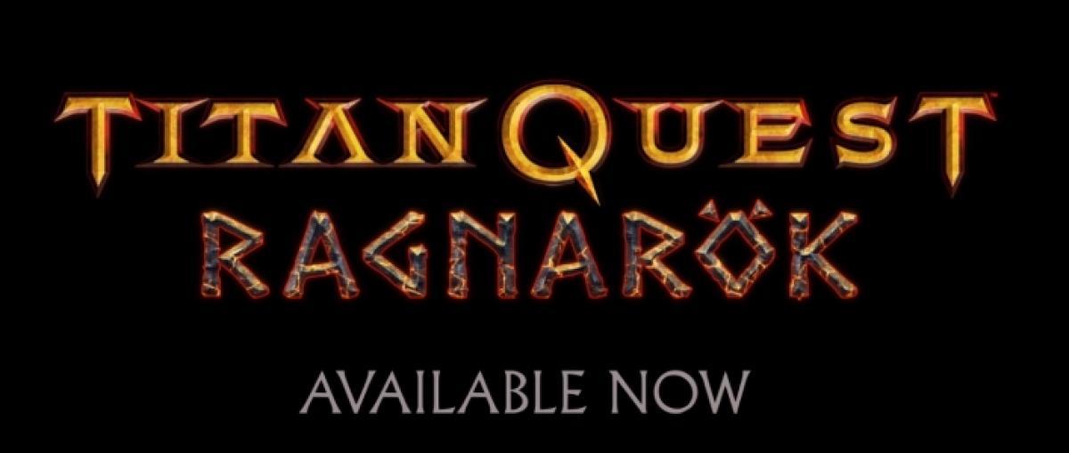 Titan Quest recibe una nueva expansión después de 10 años