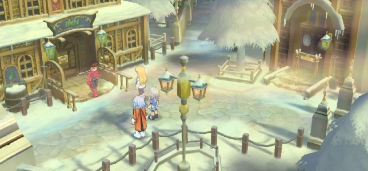 Tráiler de lanzamiento de Tales of Symphonia para Windows PC