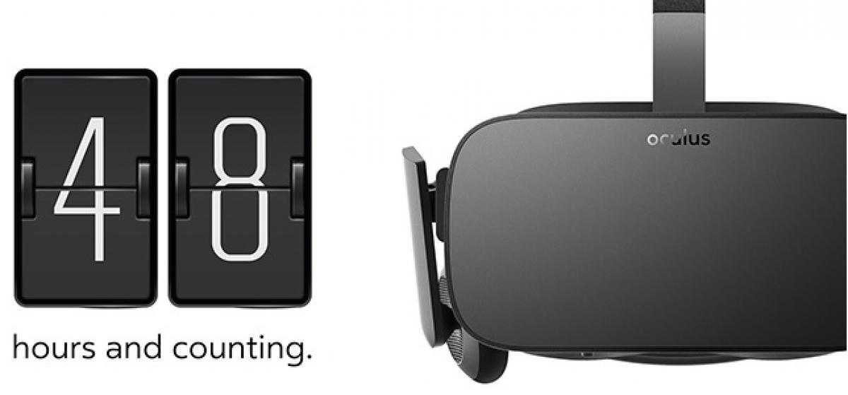 Oculus Rift abre las reservas para todo el mundo el 6 de enero (Actualizada)