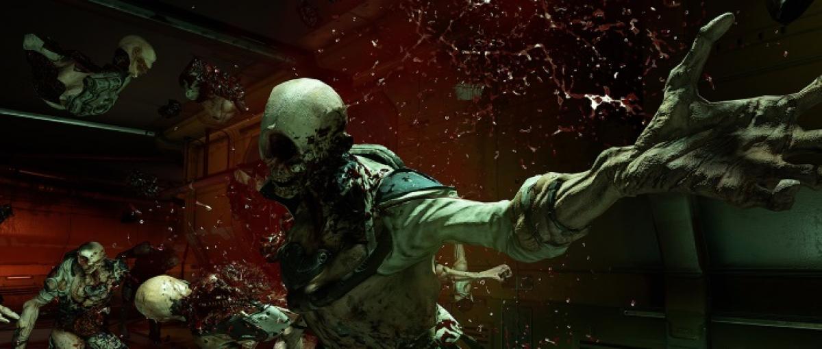 Tráiler multijugador de Doom y fechas para la beta cerrada