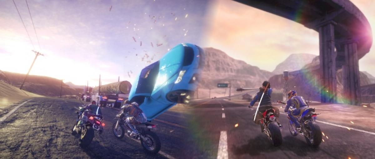 Road Redemption llegará a PS4, Xbox One y Nintendo Switch en otoño