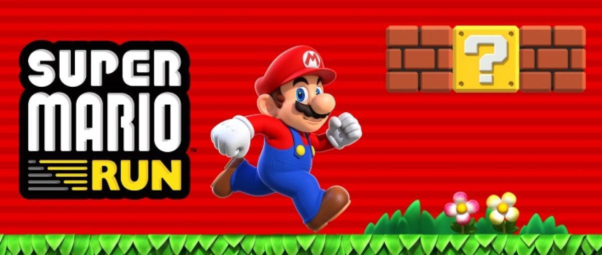 Las ventas de Super Mario Run no cumplen las expectativas de Nintendo