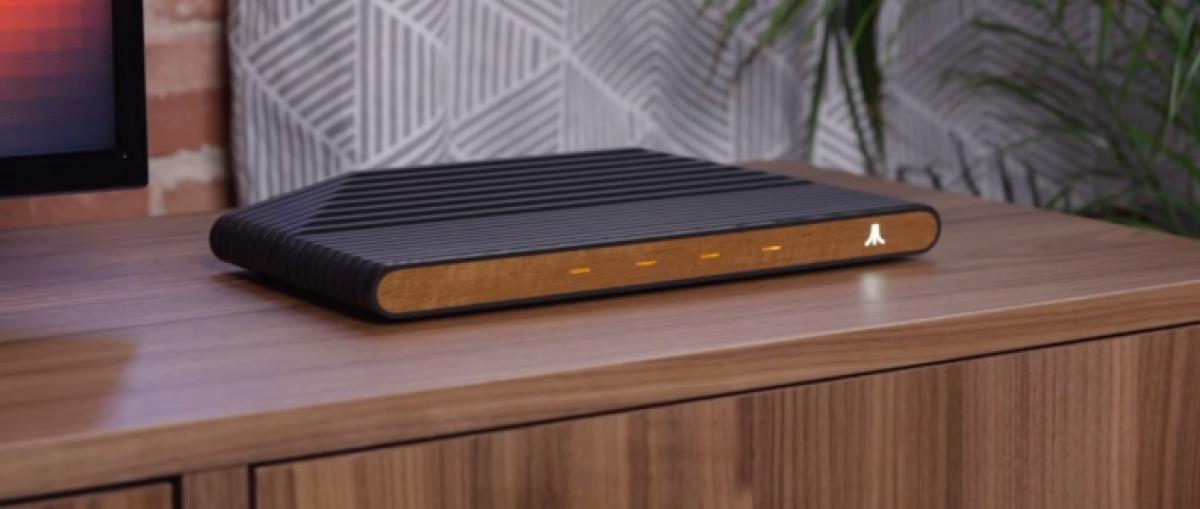 Atari VCS inicia su campaña de reservas recaudando más de un millón y medio de dólares