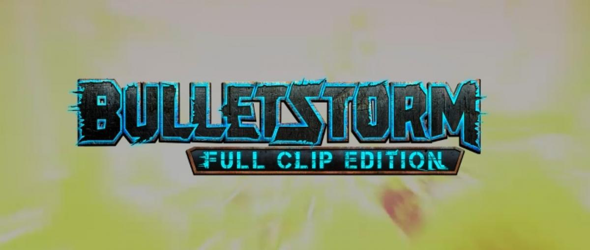Bulletstorm: Full Clip Edition anunciado para PS4, Xbox One y Windows PC