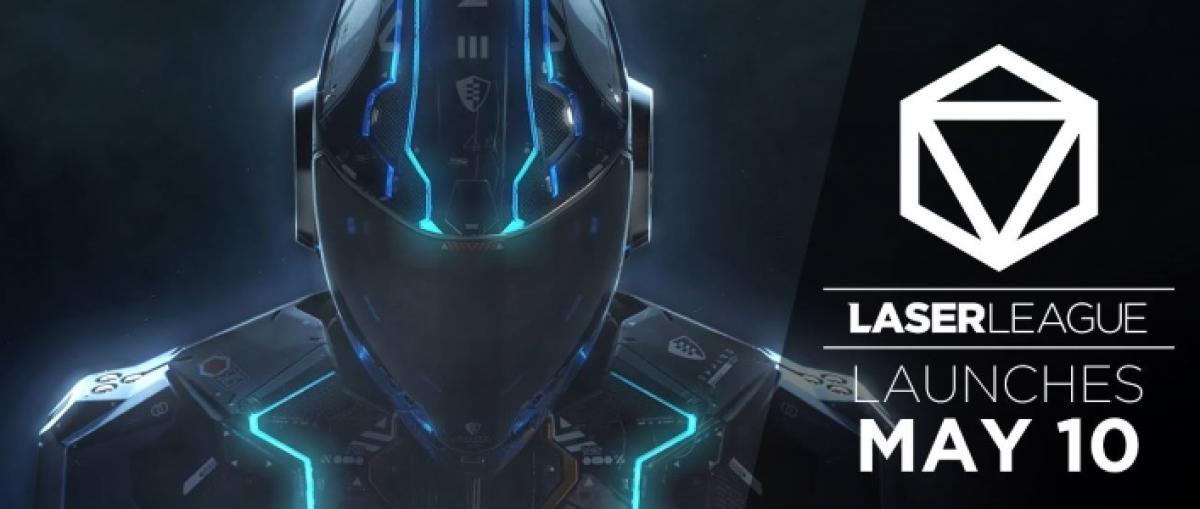 El deporte de acción futurista Laser League llegará el 10 de mayo a PS4, Xbox One y Windows PC