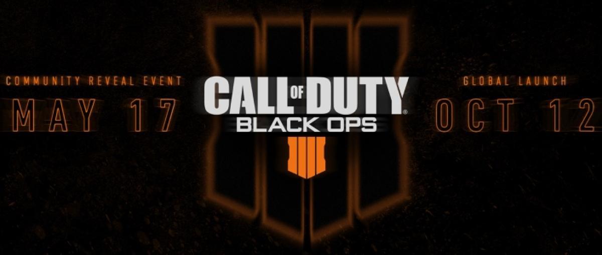 Activision confirma que el próximo Call of Duty será Black Ops 4