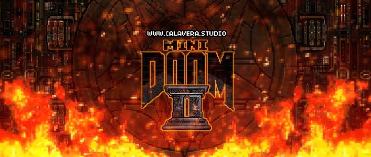 Ya disponible MiniDoom 2, un homenaje gratuito a la franquicia de id con desarrollo de disparos 2D
