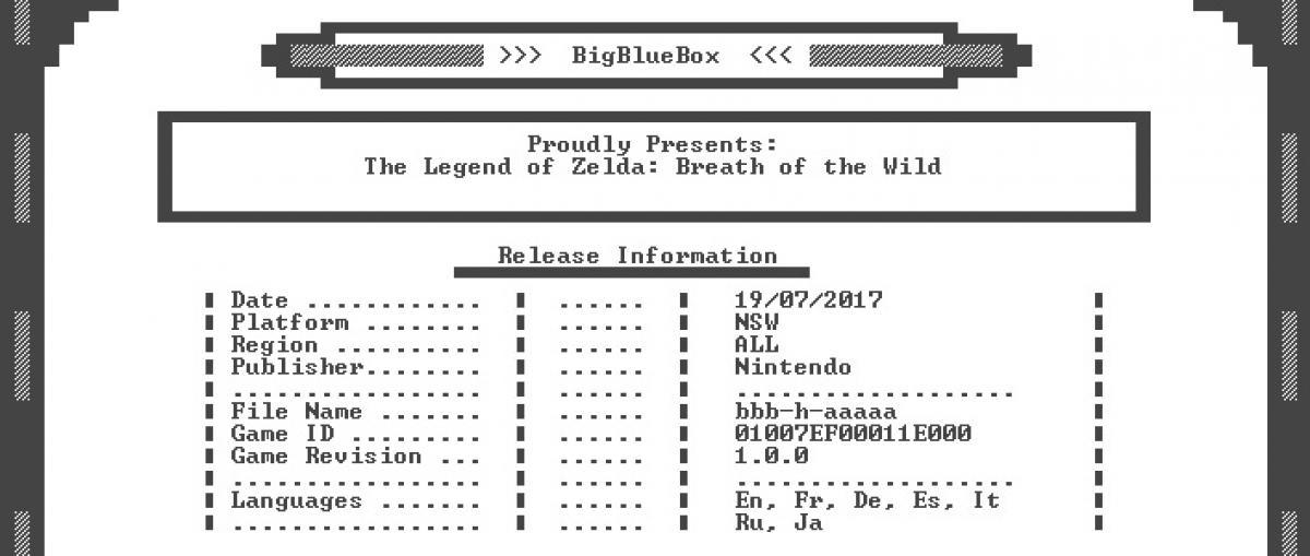 Consiguen volcar los primeros juegos de Nintendo Switch