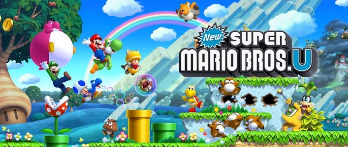 New Super Mario Bros. U podría llegar a Nintendo Switch