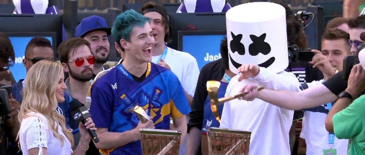 Ninja y Marhsmello triunfan en el torneo E3 Celebrity Pro-Am de Fortnite