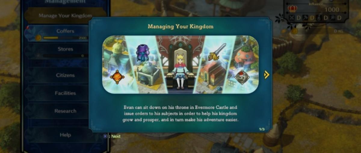 Ni No Kuni II: El Renacer de un Reino muestra los modos Kingdom y Skirmish en un nuevo vídeo