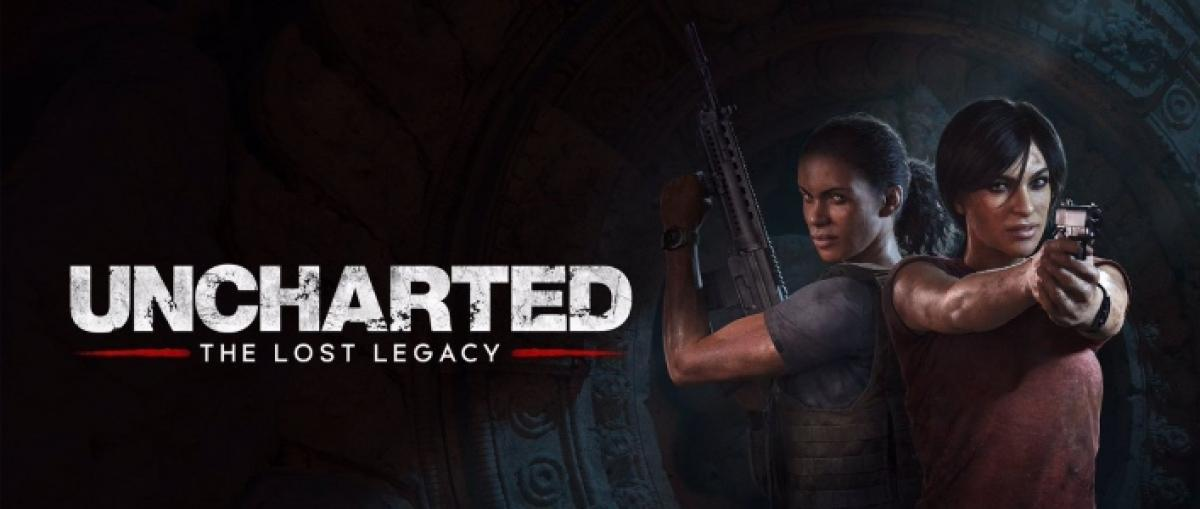 Naughty Dog presenta Uncharted: The Lost Legacy para PS4