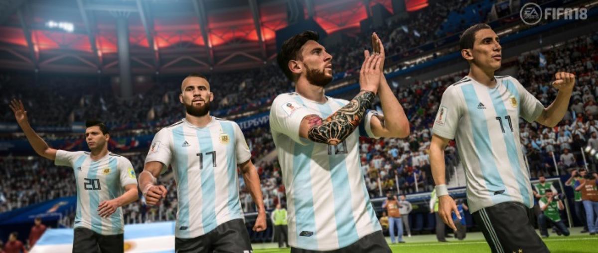 El Mundial 2018 de Rusia llegará de forma gratuita a FIFA 18 el 29 de mayo