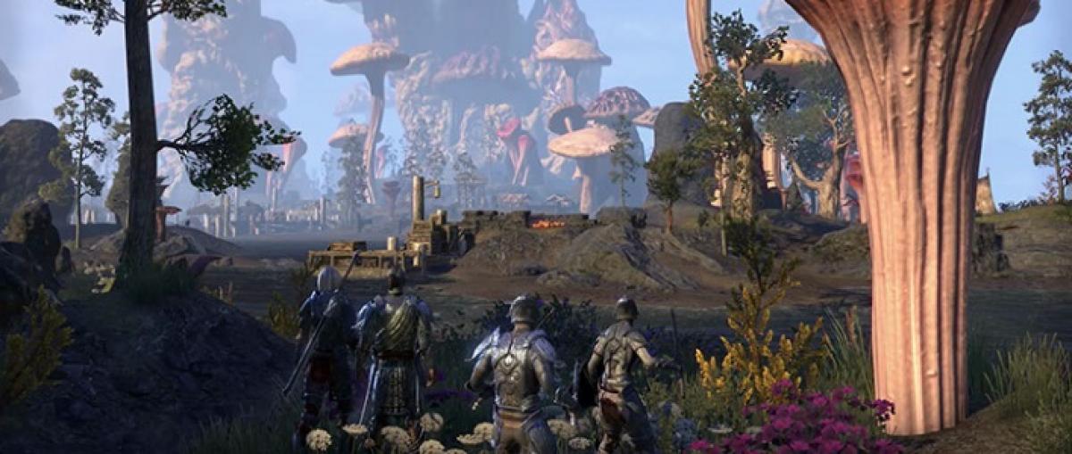 Morrowind protagoniza la nueva expansión de The Elder Scrolls Online