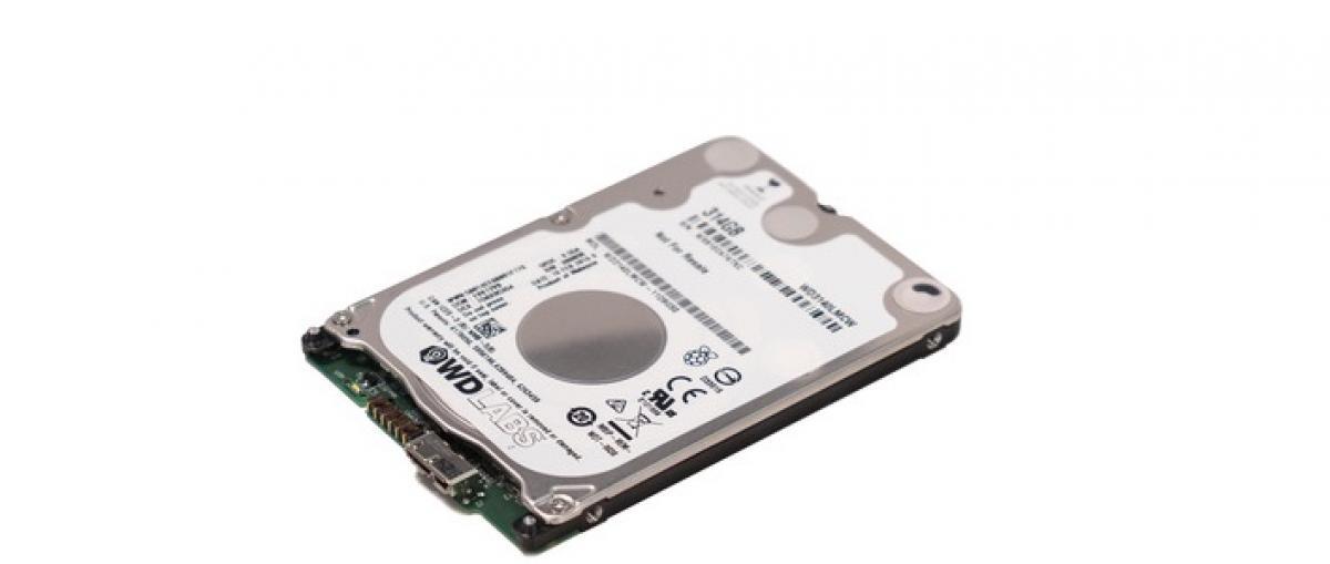 PiDrive, el disco duro económico de 314 GB para la Raspberry Pi