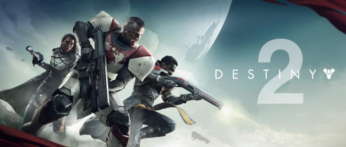 Tráiler de lanzamiento de Destiny 2