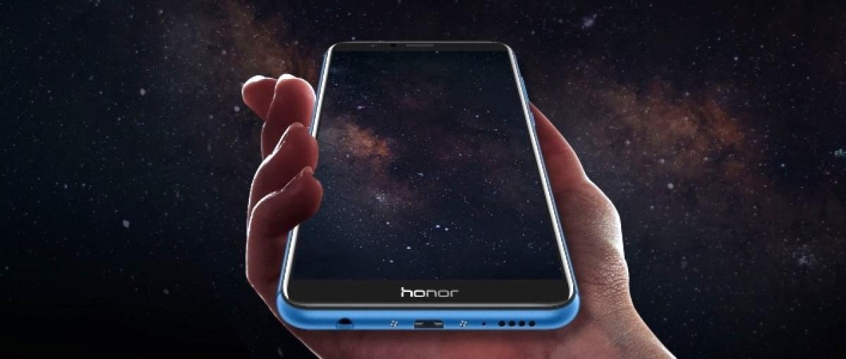 Huawei anuncia el Honor 7X, con pantalla 18:9 y precio comedido