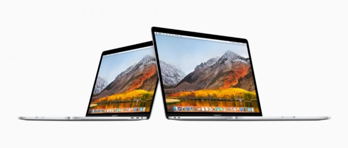 El MacBook Pro se renueva con Core i9, hasta 32 GB de RAM y GPU externa opcional Blackmagic