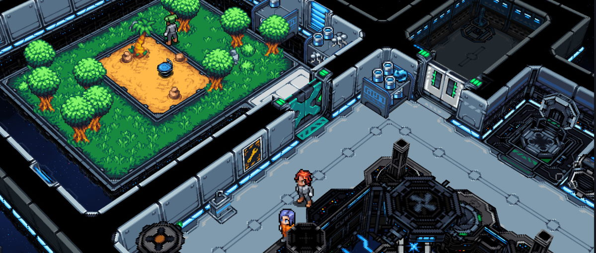 Starmancer, un juego donde hay que gestionar una estación espacial, estará disponible el 5 de agosto