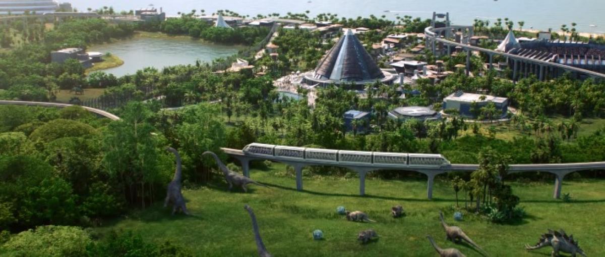 Anunciado Jurassic World Evolution, un simulador de parques inspirado en la película