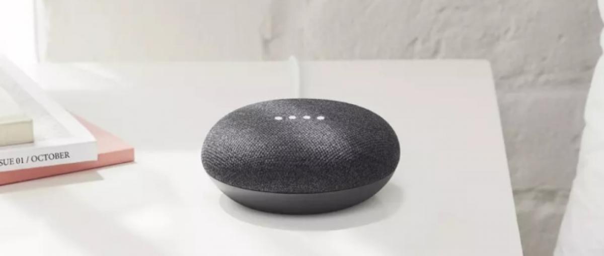 Un defecto en los primeros Google Home Mini hace que graben cualquier sonido en sus inmediaciones