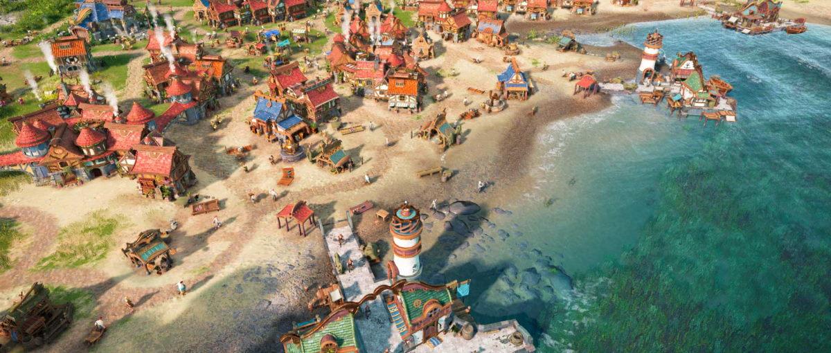 """Ubisoft pospone el lanzamiento de The Settlers """"hasta nuevo aviso"""""""