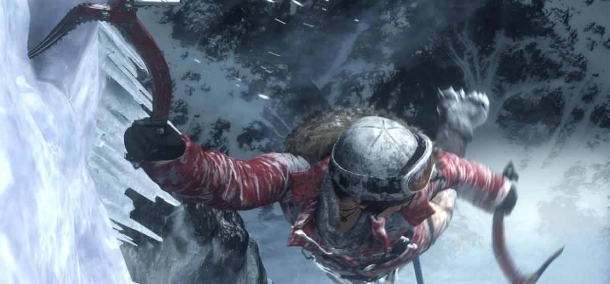 Nuevo tráiler de Rise of the Tomb Raider