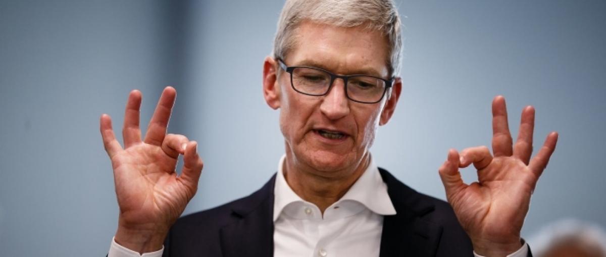 Apple vende los mismos iPhones que hace un año pero ingresa un 20 % más