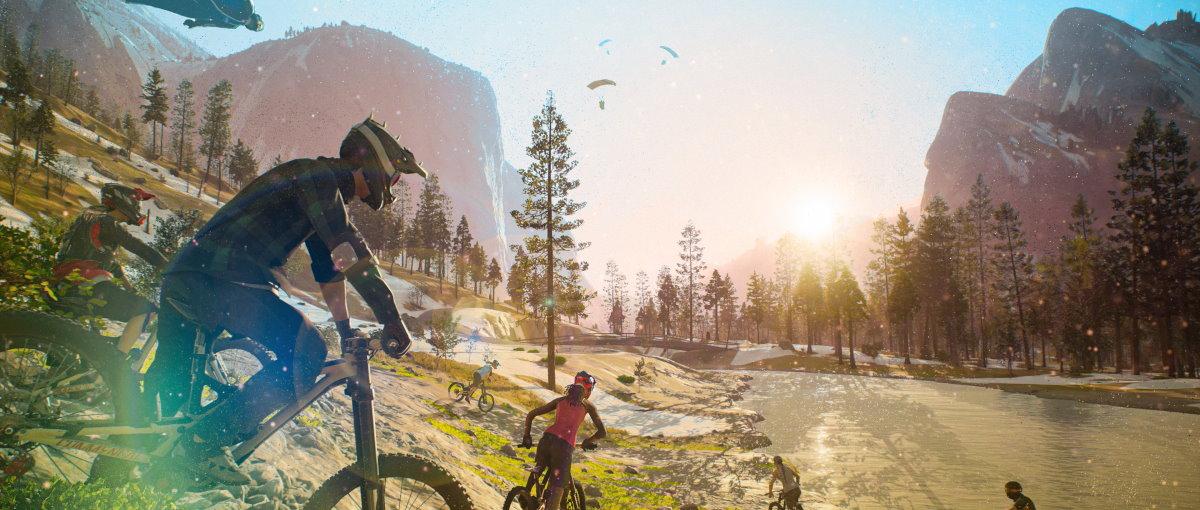 El juego de deportes extremos Riders Republic muestra su jugabilidad y se pondrá a la venta el 2 de septiembre