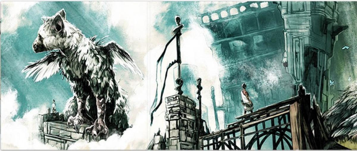 Sony Japón publica la reveladora introducción de The Last Guardian