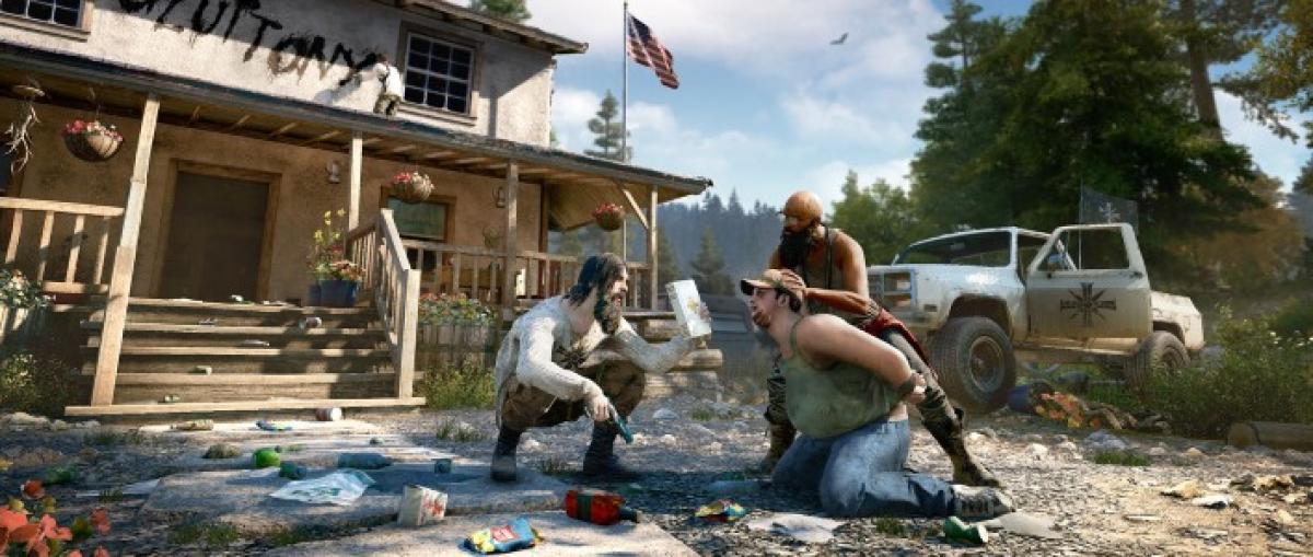 Far Cry 5 se retrasa al 27 de marzo de 2018 y The Crew 2 se queda sin fecha