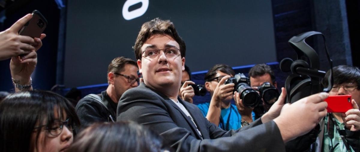 Palmer Luckey, cofundador de Oculus VR, abandona Facebook
