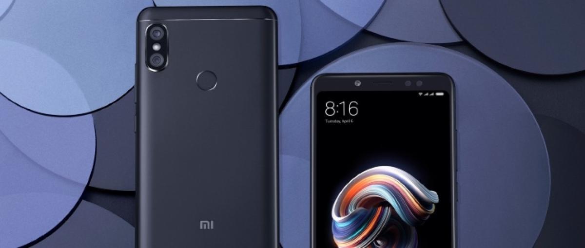 Xiaomi desvela el Redmi Note 5 Pro, con Snapdragon 636, pantalla FHD+ y hasta 6 GB de RAM