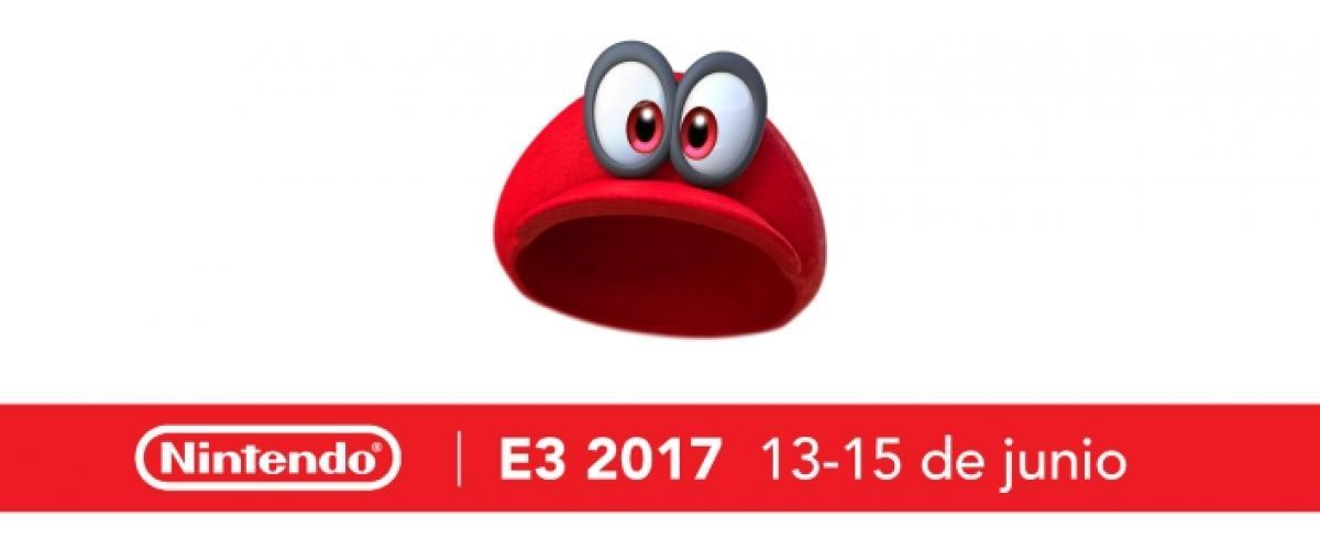 Nintendo revela sus planes para el E3 2017 con Super Mario Odyssey como protagonista