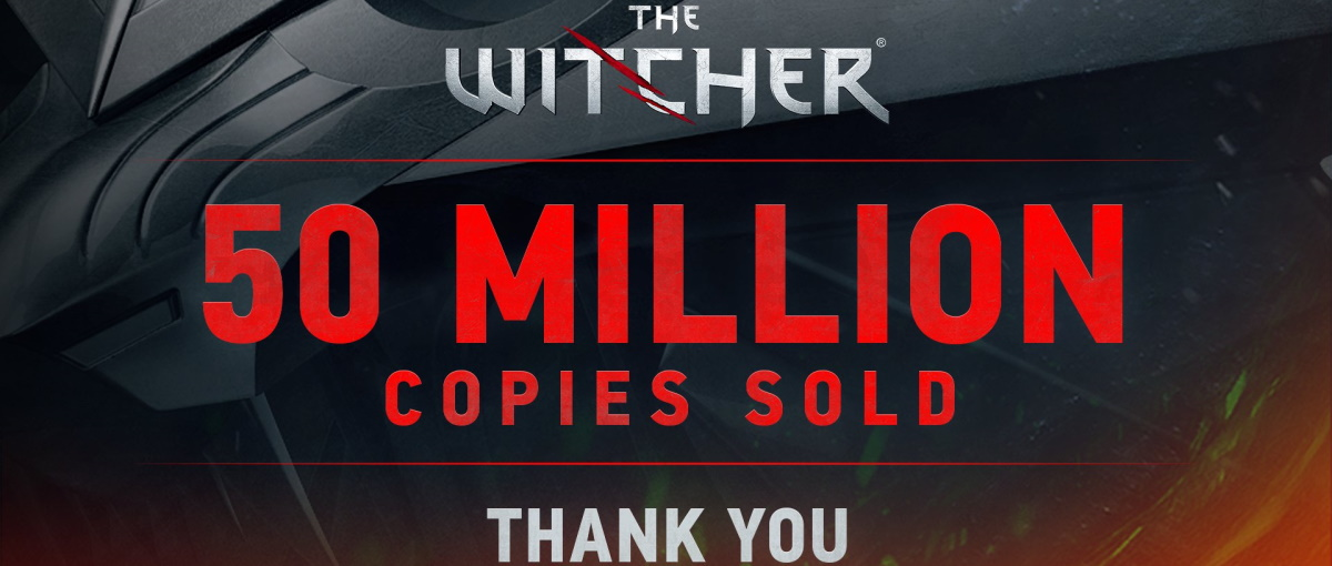 La saga The Witcher alcanza los 50 millones de copias vendidas