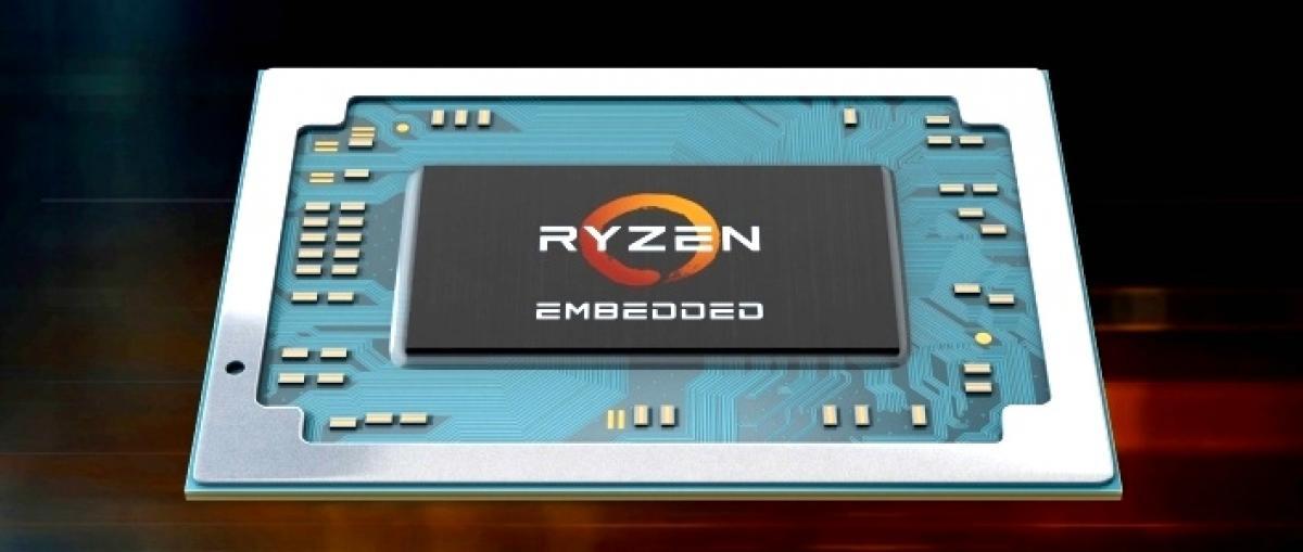 AMD aligera sus procesadores Ryzen y Epyc para su uso en sistemas integrados