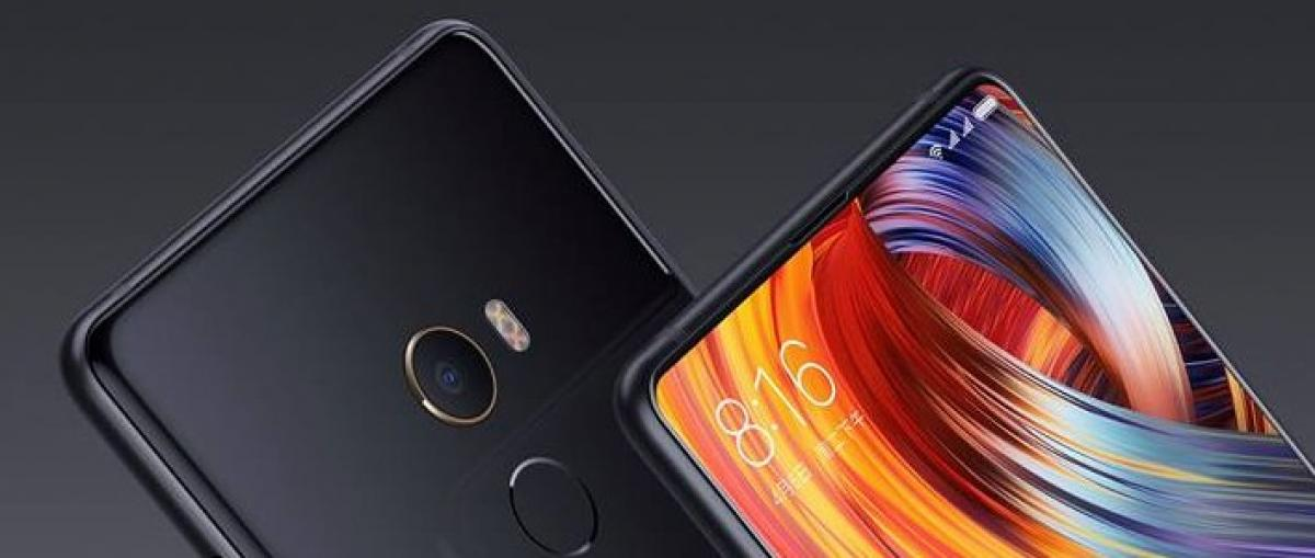 Xiaomi renueva su estandarte con el Mi Mix 2, más pequeño, con Snapdragon 835 y marcos aún más finos