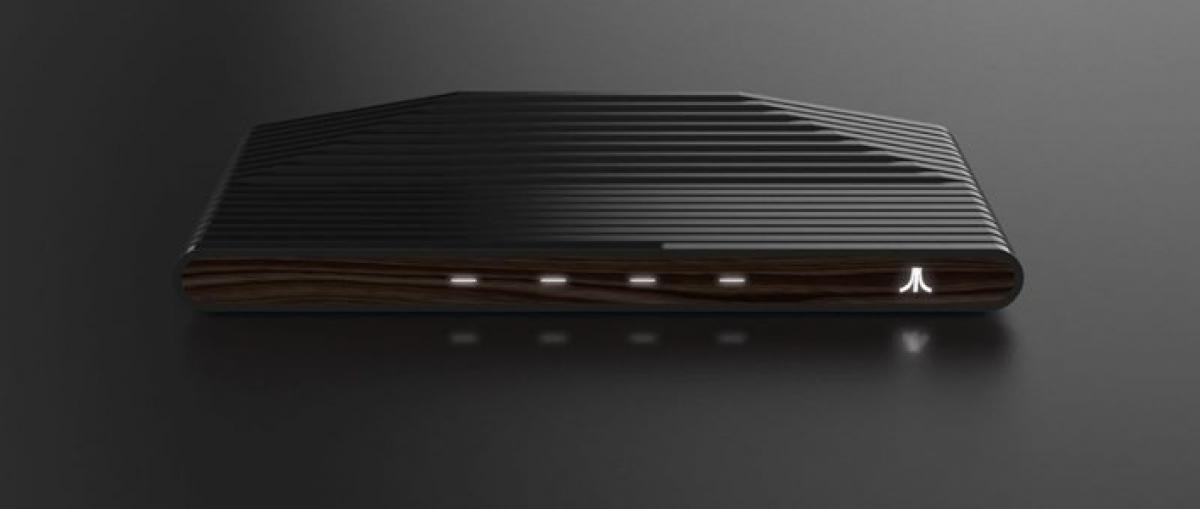 Atari muestra las primeras imágenes de su consola retro Ataribox