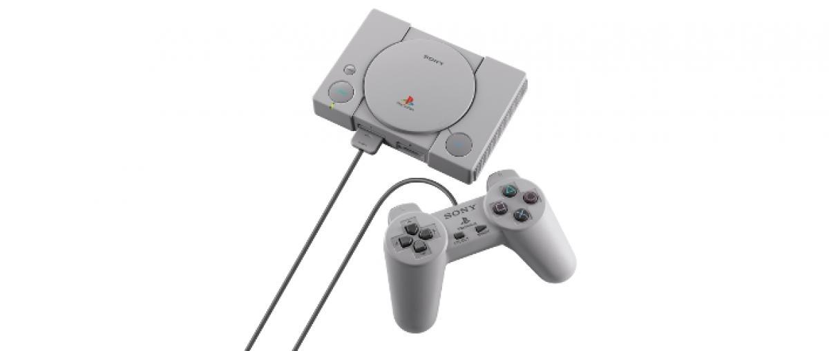 Anunciada la PlayStation Classic, 20 juegos preinstalados y dos mandos por 99 euros en diciembre